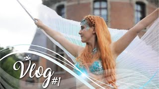 MERMAID VLOG #1 | Elftopia