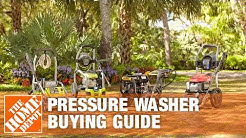 Pressure Washer Buying Guide | The Home Depot