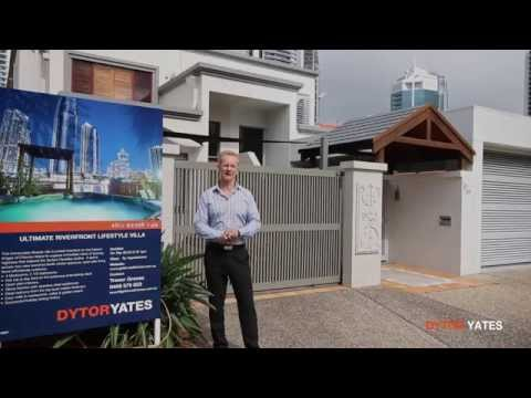 Waterfront Villa for sale Gold Coast QLD