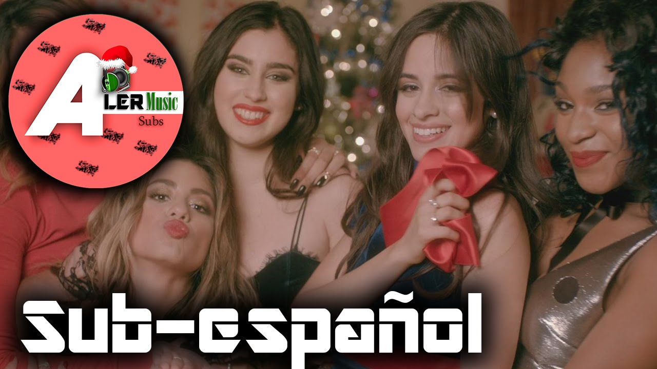 Fifth Harmony All I Want For Christmas Is You.Fifth Harmony All I Want For Christmas Is You Sub Espanol