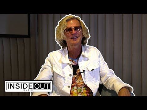 THE FLOWER KINGS - Roine Stolt Discusses 'Miracles For America'