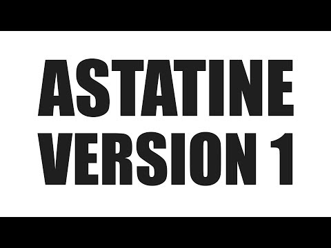 Astatine (version 1) - Periodic Table of Videos