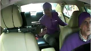 CHICAGO TAXI CAB DRIVER ROBBED ON 2/25/2018