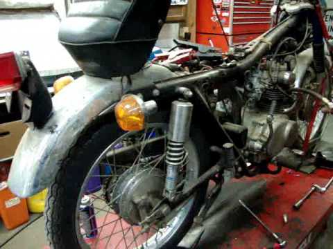 1970 honda cl175 video pix compilation by randys cycle 1970 honda cl175 video pix compilation by randys cycle service rcycle sciox Images