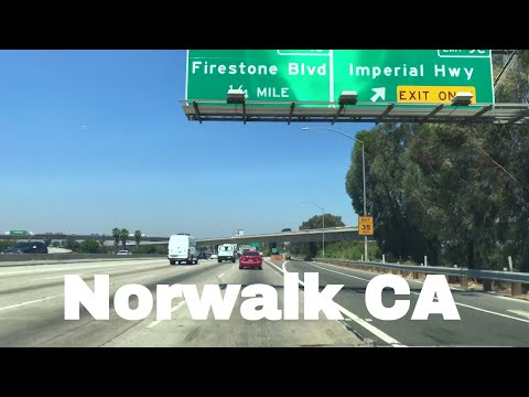 🔴  Norwalk Realtor Driving Tour 4K