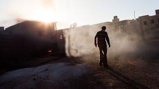 Российские ВКС уничтожили скрытую базу террористов в Сирии