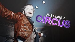 ►jerome valeska circus 3x14