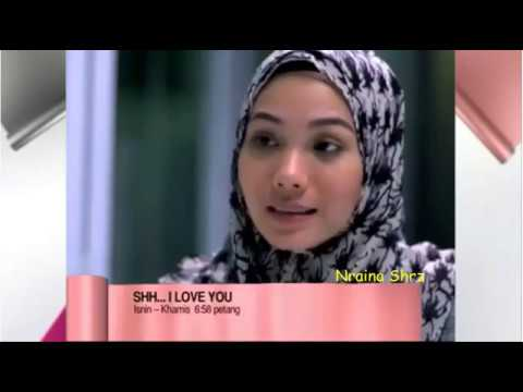Shh... I Love You ep9 - ep12 | 17 - 20 April 2017 | Slot Akasia TV3