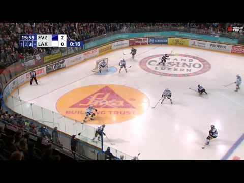 Highlights: EV Zug vs Lakers