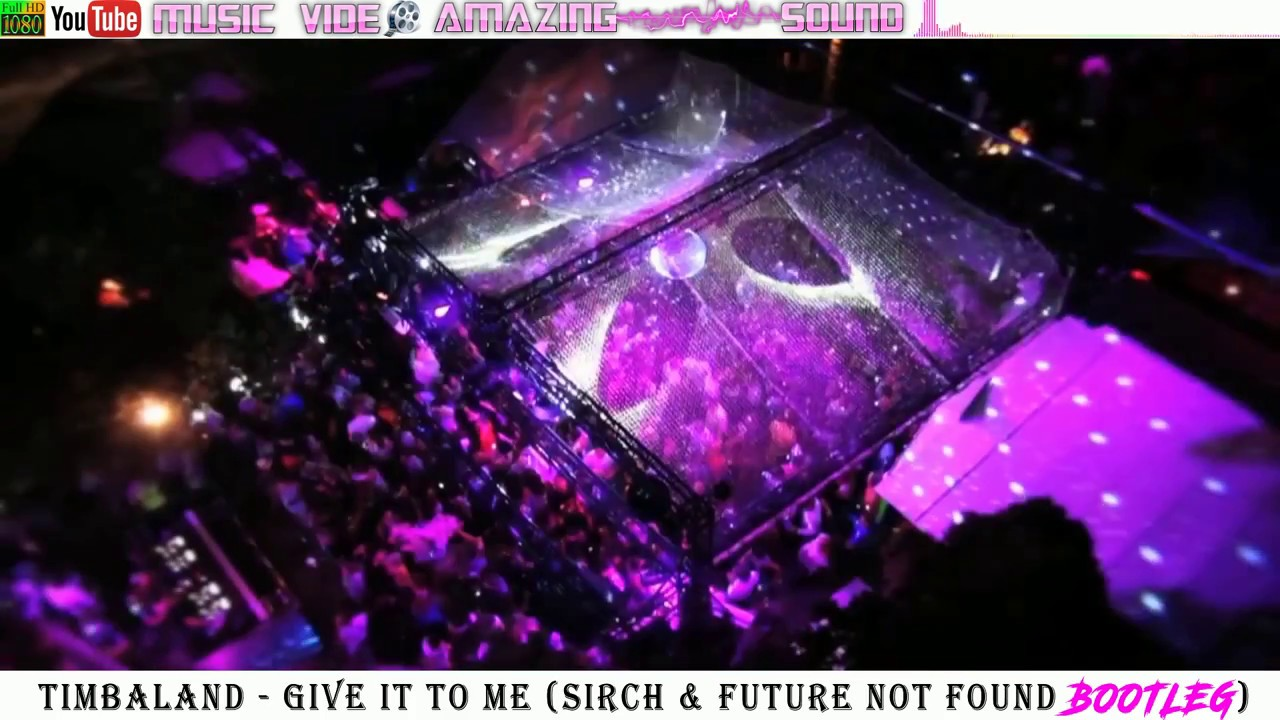 Timbaland give it to me (le boeuf remix) youtube.