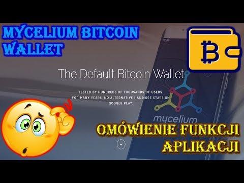 Jak używać MyCelium Bitcoin Wallet? Szczegółowe omówienie aplikacji.