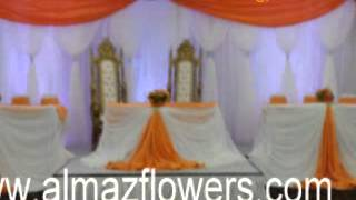 Almaz wedding decor, Habesha Eritrean/Ethiopian wedding decorations in USA