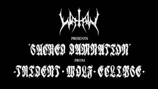WATAIN - Sacred Damnation (Lyric Video)