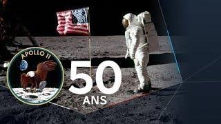 Il y a 50 ans, Apollo 11 s'envolait vers la Lune