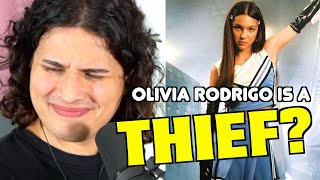 "Download Olivia Rodrigo Accused of STEALING ""good 4 u"" From Paramore"