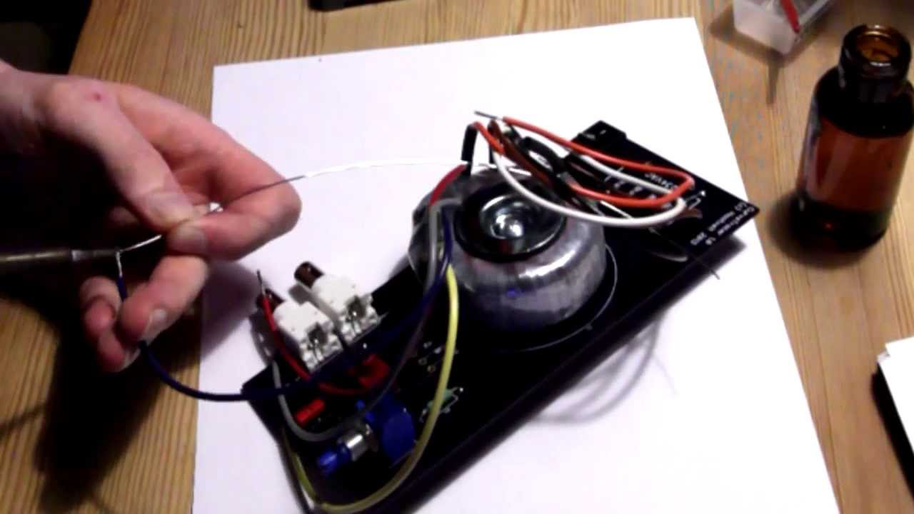 Curvetracer Assembly Test Youtube Simple Curve Tracer Circuit