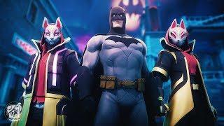BATMAN JOINS THE HEROES! *GOTHAM CITY* (A Fortnite Short Film)