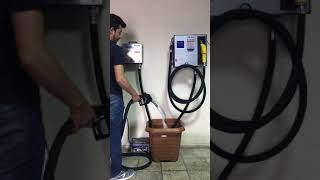 Gross Makine 12 Volt Otomatik Sıvı Aktarma Pompası