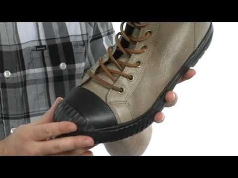 51701b297dbf Converse Chuck Taylor® All Star® Bosey Zip Hi - YouTube
