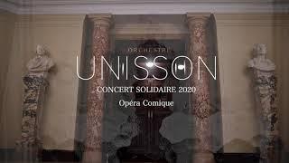 UNISSON - Concert Solidaire 2020 - Opéra-Comique - A. Lauriol