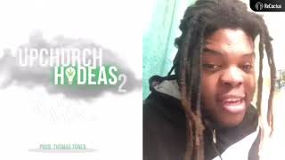 UpChurch - HiDeas 2 (Official Audio) YDH Reaction #tags #upchurch #hideas #viral #mentions