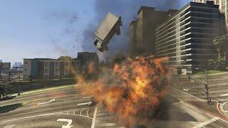 GTA 5 - C4 nuke Jump Fail thumbnail