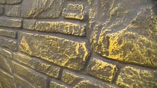 видео Особенности заборов из бетона