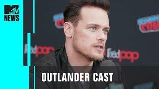 'Outlander' Cast Reveals Season 4 Details | MTV News