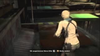 Resident Evil 6 Profi - [Jake] Part 8 (Tod von oben)