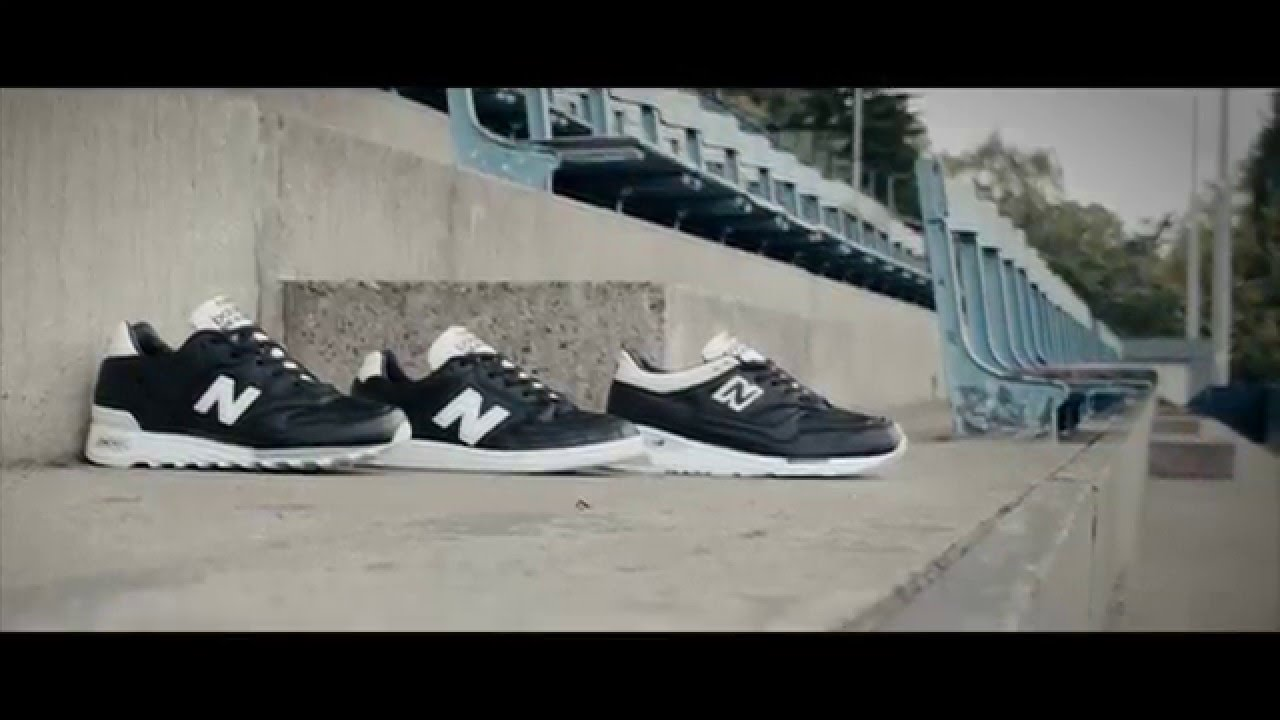 sale retailer 822da 2847b New Balance  Made in the UK  - Football Pack - YouTube