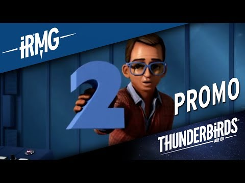 Thunderbirds Are Go | Promo - TV2 Brains