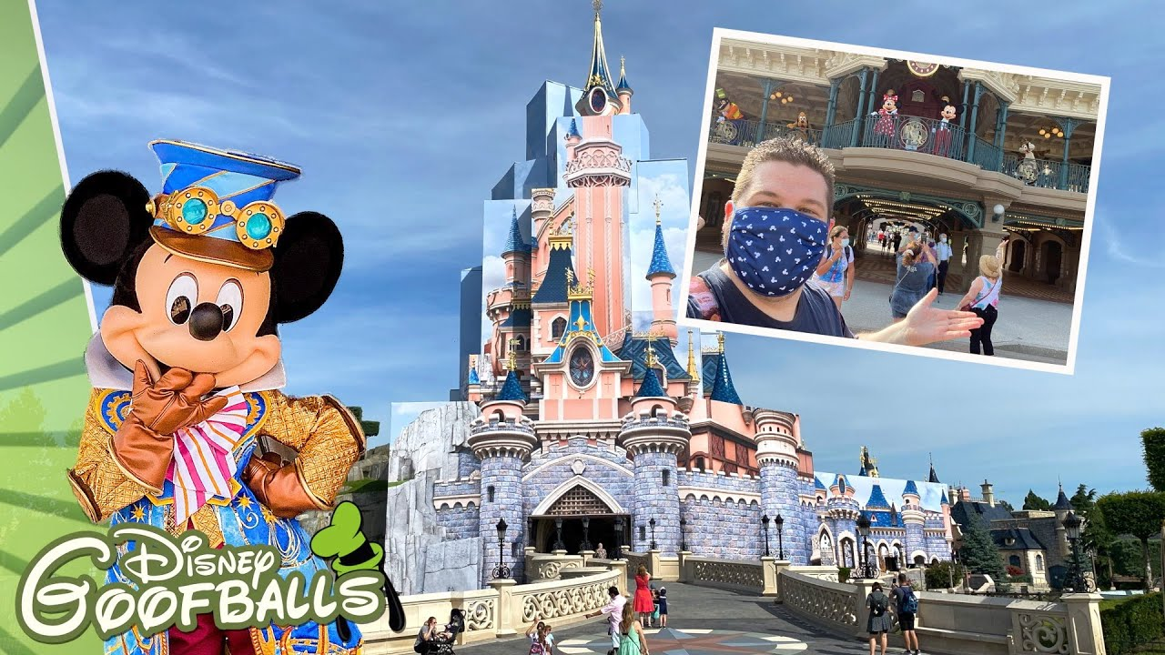 Download Finally Back at Disneyland Paris! AP Reopening 2021, Parades, New Selfie Spots & More! ✨