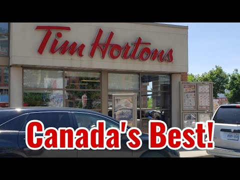 The Tim Horton's Experience...The Great Canadian Coffee Chain
