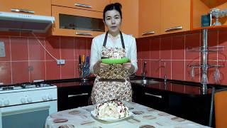 Торт Ханшайым саусақтары,нәзік торттың жасалу жолы .