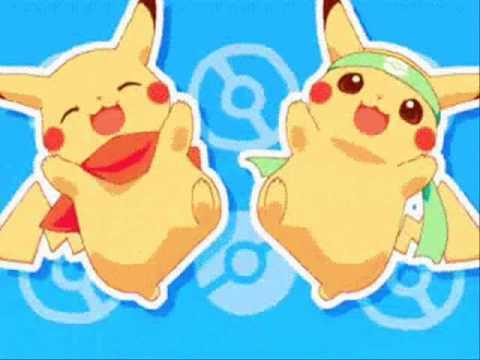 Cute Pikachu And Ash Wallpaper The Pikachu Song Youtube