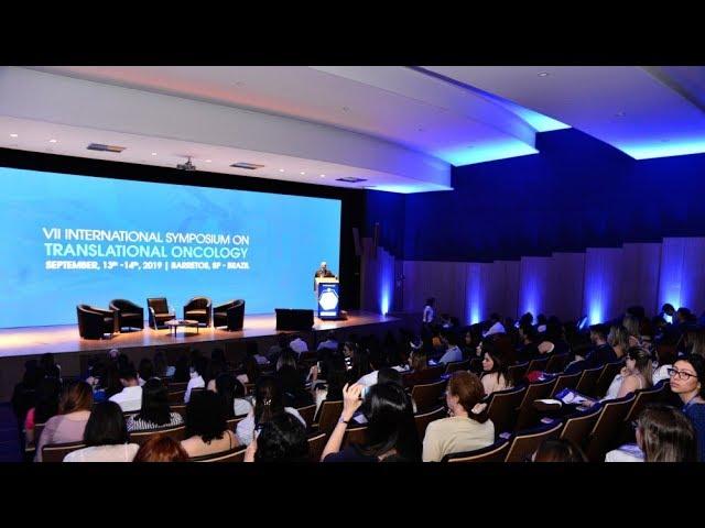 Simpósio Internacional em Oncologia Translacional 2019 - Hospital de Amor
