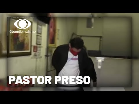 Pastor é preso por sequestro e estupro em SP