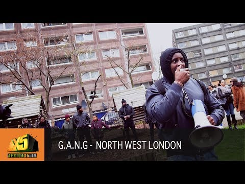 G.A.N.G | G Walk through North West London
