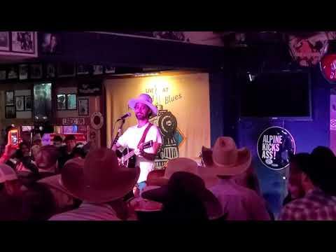 Ryan Bingham - Solo At End Of Show 11/20/2019 Alpine, TX