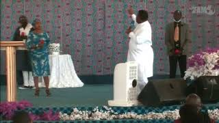 Bishop Fred Addo - Testimon of a Donkey - 27th September, 2020