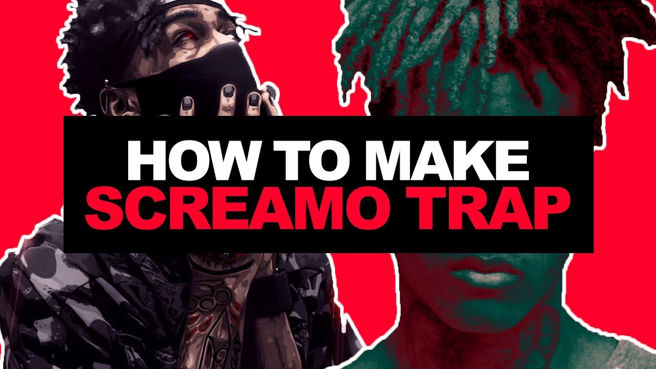 HOW TO MAKE SCREAMO TRAP BEATS | How To Make Aggressive Beats (Distortion)