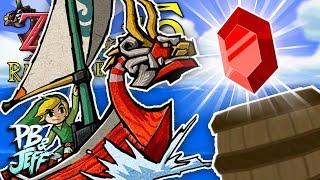 BARREL BOATING - Zelda Wind Waker Randomizer (Part 5)