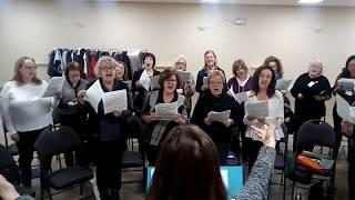 My Pop Choir Etobicoke Winter 2020