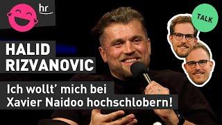 Halid Rizvanovic – Wenn man einem Star keinen Wunsch abschlagen will …