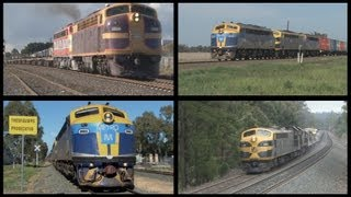 EMD 567 spectacular : Diesel locomotives