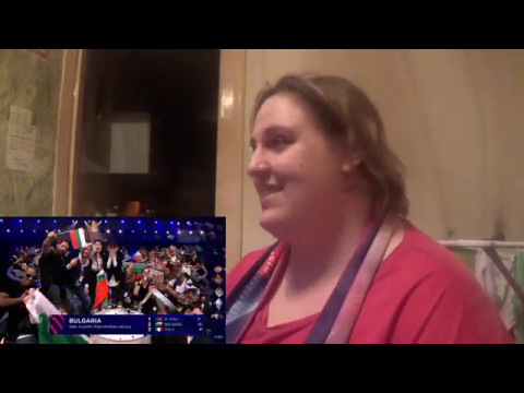 My Reaction In Eurovision Song Contest 2017 Grand Final Voting Results 1-3