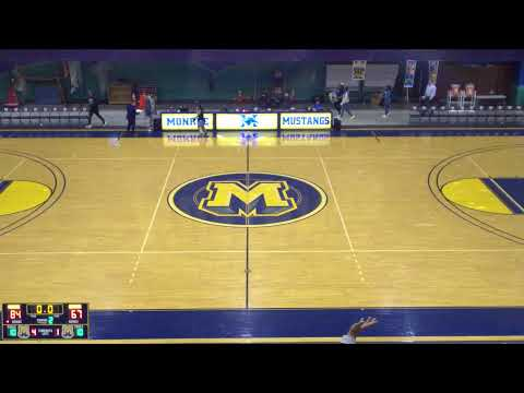 Monroe College Mustangs Men's Basketball vs. Community College of Beaver County