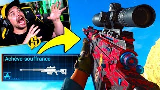 SNIPER AX-50 LEGENDAIRE sur Call of Duty: MODERN WARFARE !!