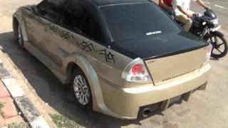 Modified Indian Car - Mitsubishi Lancer