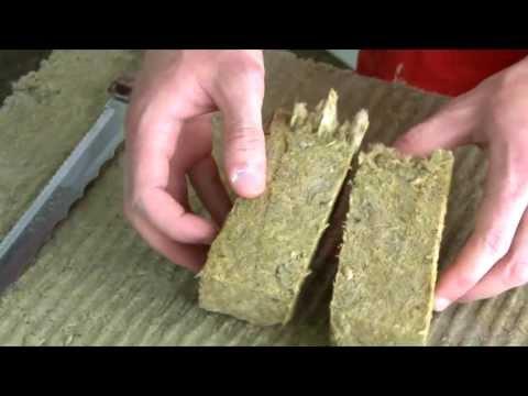 Свойства каменной ваты Rockwool
